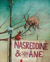Nasreddine & son âne