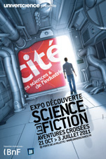 Sciences (et) Fiction à la Villette
